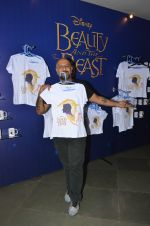 Vishal Dadlani at Beauty n beast screening on 13th May 2016