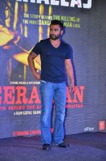 Sachiin Joshi at Khallas song launch from film Veerappan in Mumbai on 14th May 2016