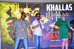 Zarine Khan at Khallas song launch from film Veerappan in Mumbai on 14th May 2016