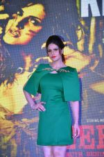 Zarine Khan at Khallas song launch from film Veerappan in Mumbai on 14th May 2016 (82)_57385b0f10584.JPG