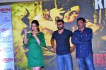 Zarine Khan, Sachiin Joshi, Ram Gopal Varma at Khallas song launch from film Veerappan in Mumbai on 14th May 2016 (84)_5738581635016.JPG
