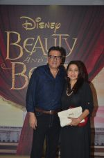 Boman Irani at Beauty and Beast screening in Mumbai on 15th May 2016
