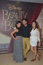 Debina Banerjee, Sargun Mehta, Terence Lewis  at Beauty and Beast screening in Mumbai on 15th May 2016 (28)_5739995b98ef0.JPG