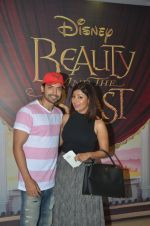 Gurmeet Chaudhary, Debina Banerjee at Beauty and Beast screening in Mumbai on 15th May 2016 (28)_5739992fb16a4.JPG