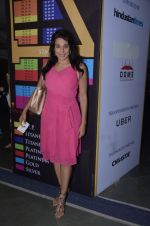 Pooja Bedi at Beauty and Beast screening in Mumbai on 15th May 2016