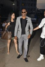 Dwayne Bravo on the sets of Sony Entertainment Television_s The Kapil Sharma on 16th May 2016 (12)_573ac8ec04853.JPG