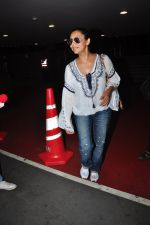 Gauri Khan snapped at airport on 16th May 2016