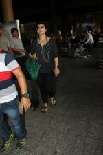 Kajol snapped at airport on 16th May 2016