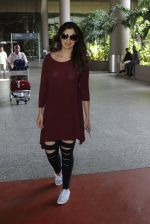 Raai Laxmi snapped at airport on 16th May 2016