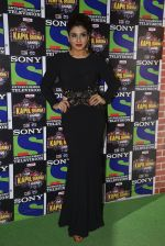Raveena Tandon on the sets of Sony Entertainment Television_s The Kapil Sharma on 16th May 2016 (23)_573ac912441f7.JPG