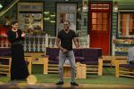 Raveena Tandon, Dwayne Bravo on the sets of Sony Entertainment Television_s The Kapil Sharma on 16th May 2016 (50)_573ac8f239307.JPG