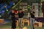 Raveena Tandon, Dwayne Bravo on the sets of Sony Entertainment Television_s The Kapil Sharma on 16th May 2016 (55)_573ac91699065.JPG