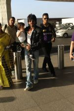 Shahrukh Khan snapped at airport on 16th May 2016