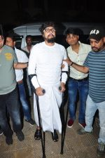 Sonu Nigam at Sarbjit music concert in Mumbai on 17th May 2016