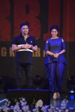 Sukhwinder Singh, Sunidhi Chauhan at Sarbjit music concert in Mumbai on 17th May 2016