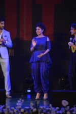 Sunidhi Chauhan  at Sarbjit music concert in Mumbai on 17th May 2016 (171)_573c151716b20.JPG