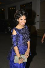 Sunidhi Chauhan at Sarbjit music concert in Mumbai on 17th May 2016