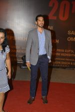 Dino Morea at Sarbjit Premiere in Mumbai on 18th May 2016