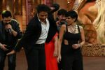 Kumar Sanu on the sets of Comedy Nights Bachao on 18th May 2016