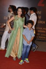 Madhurima Nigam at Sarbjit Premiere in Mumbai on 18th May 2016 (21)_573d988415fdc.JPG