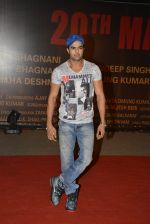 Manish Paul at Sarbjit Premiere in Mumbai on 18th May 2016