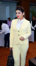 Raveena Tandon at safe women fundation programme in delhi hotel lalit on 18th May 2016 (4)_573d95d60d437.JPG