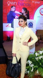 Raveena Tandon at safe women fundation programme in delhi hotel lalit on 18th May 2016 (6)_573d95daea92f.JPG