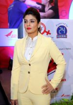 Raveena Tandon at safe women fundation programme in delhi hotel lalit on 18th May 2016 (7)_573d95dddc417.JPG
