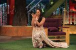 Sania Mirza on the set of The Kapil Sharma Show in Mumbai on 18th May 2016