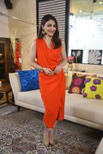 Soha Ali Khan on the sets of Tara Sharma show on 18th May 2016