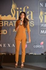 Shilpa Shetty at IIFA Press Conference in Taj Land_s End on 20th May 2016 (36)_5740326c6a78f.JPG