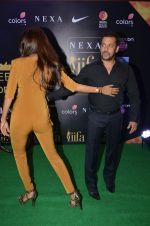 Shilpa Shetty, Salman Khan at IIFA Press Conference in Taj Land_s End on 20th May 2016 (100)_5740321bedcec.JPG
