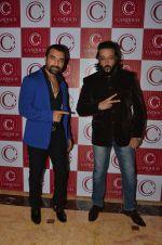 Ajaz Khan at Candour London Fashion Show on 21st May 2016