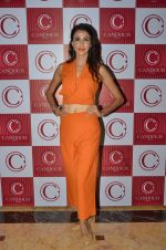 Alecia Raut at Candour London Fashion Show on 21st May 2016