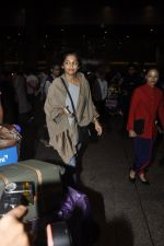 Gauri Shinde arrives from Singapore on 21st May 2016