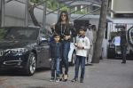 Kehkashan Patel at Shilpa Shetty Son_s bday on 21st May 2016 (20)_57430794a9a9e.JPG