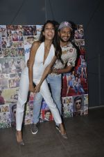 Lisa Haydon, Riteish Deshmukh at Houseful 3 interviews in Mumbai on 21st May 2016