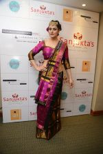 Zarine Khan walks for India Beach Fashion Week for designer Sanjukta Dutta on 21st May 2016 (30)_5743053d5913e.JPG