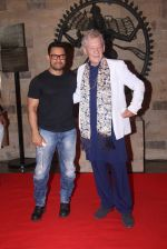 Aamir Khan at Mami film club talk with Ian McKellen for Shakespeare lives in 2016 on 23rd May 2016