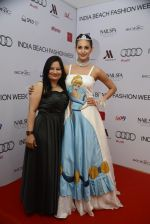 Amyra Dastur at India Beach Fashion Week in Goa on 23rd May 2016