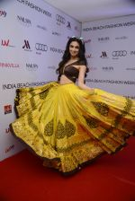 Divya Kumar at India Beach Fashion Week in Goa on 23rd May 2016