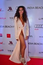 Shibani Dandekar at India Beach Fashion Week in Goa on 23rd May 2016 (82)_5743ff417e003.JPG