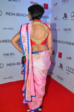 at India Beach Fashion Week in Goa on 23rd May 2016
