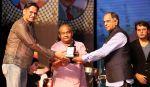 sameer dharm adhikar,pahlaj nihlani & kailash masoom at 6th Bharat Ratna Dr. Ambedkar Awards in Mumbai on 23rd May 2016_5743f3bc43b46.jpg