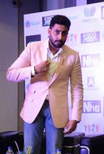 Abhishek Bachchan with Housefull 3 team in Delhi on 25th May 2016 (60)_57472f5f1c6a7.JPG