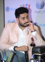 Abhishek Bachchan with Housefull 3 team in Delhi on 25th May 2016 (63)_57472f65f34f8.JPG