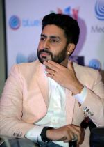 Abhishek Bachchan with Housefull 3 team in Delhi on 25th May 2016