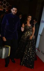 Aishwarya Rai Bachchan, Abhishek Bachchan at Ht Most Stylish Awards in Delhi on 24th May 2016 (72)_5747088f29b34.JPG