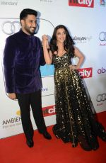 Aishwarya Rai Bachchan, Abhishek Bachchan at Ht Most Stylish Awards in Delhi on 24th May 2016 (91)_5747089283432.JPG