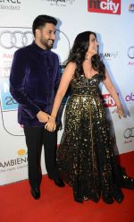 Aishwarya Rai Bachchan, Abhishek Bachchan at Ht Most Stylish Awards in Delhi on 24th May 2016 (93)_57470894801f4.JPG
